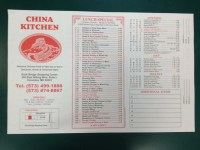Chinese Kitchen Waco Tx Menu | Dandk Organizer
