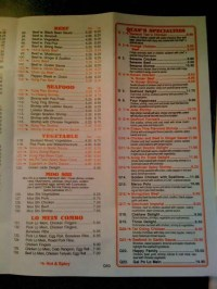Quan Chinese Kitchen Menu, Menu for Quan Chinese Kitchen ...