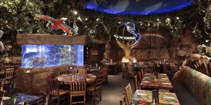 Rainforest Cafe Gurnee Chicago  UrbanspoonZomato