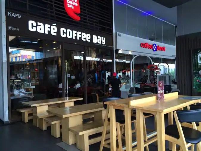 Cafe Coffee Day Brickfields Kuala Lumpur  Zomato Malaysia