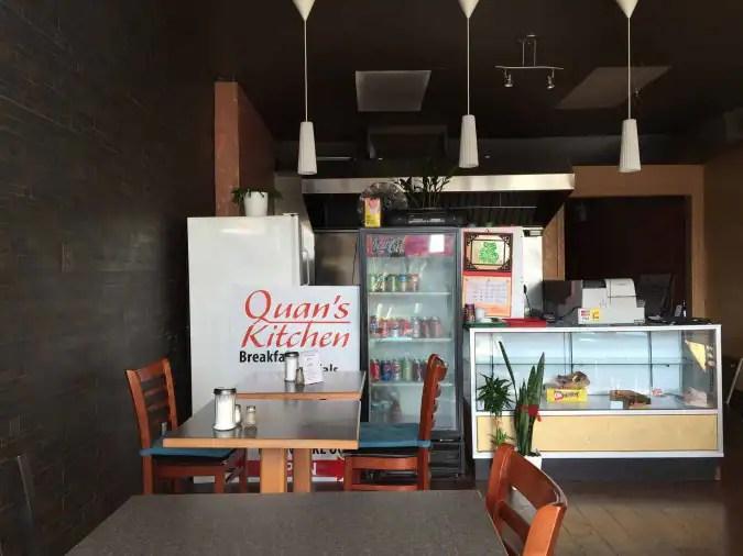 Quans Kitchen Maple Ridge Metro Vancouver  Urbanspoon