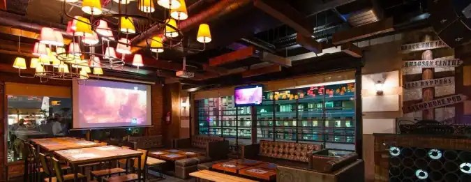 Image result for soi 7 pub & brewery gurgaon haryana