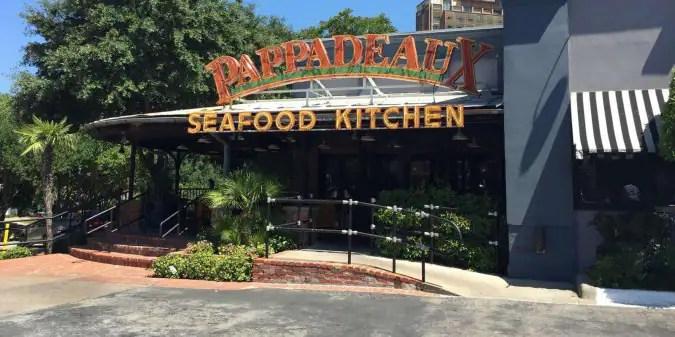 Pappadeaux Seafood Kitchen Menu  UrbanspoonZomato