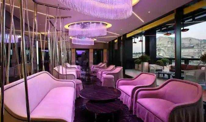 Terrazza Gallia  Excelsior Hotel Gallia a Milano Foto