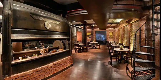 The Bakery - The Lalit Great Eastern