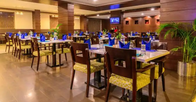 Dot Yum Aloft Hotel Whitefield Bangalore Zomato