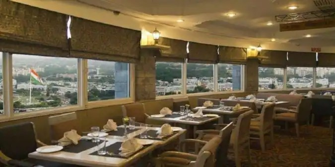 Parikrama The Revolving Restaurant Reviews User Reviews