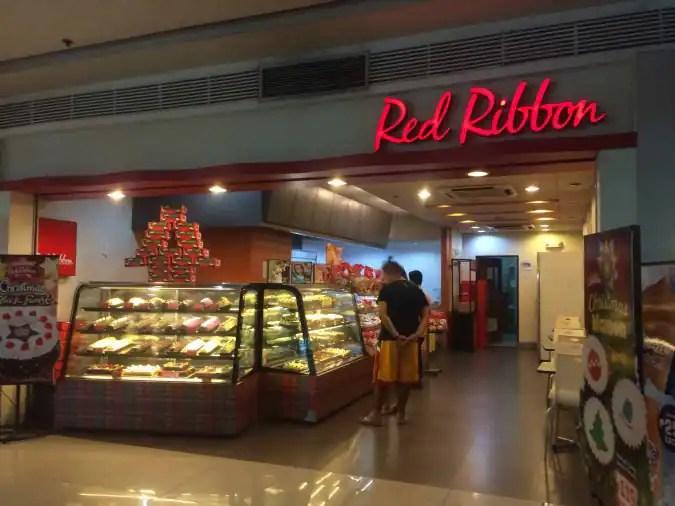 Red Ribbon Bake Shop San Isidro Cainta  Zomato Philippines