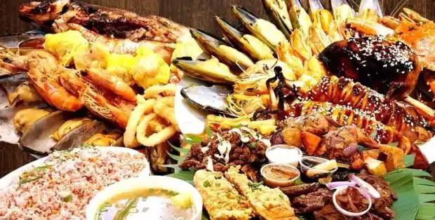 Ninas review for La Mesa Restaurant Deira City Centre