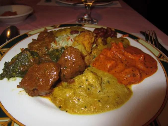 Jaipur Royal Indian Cuisine Menu Urbanspoonzomato