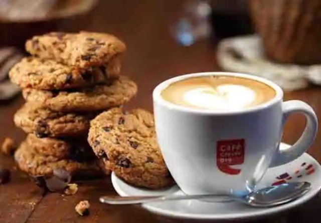 Get a Treat At Cafe Coffee Day Today at Rs.200 Only...