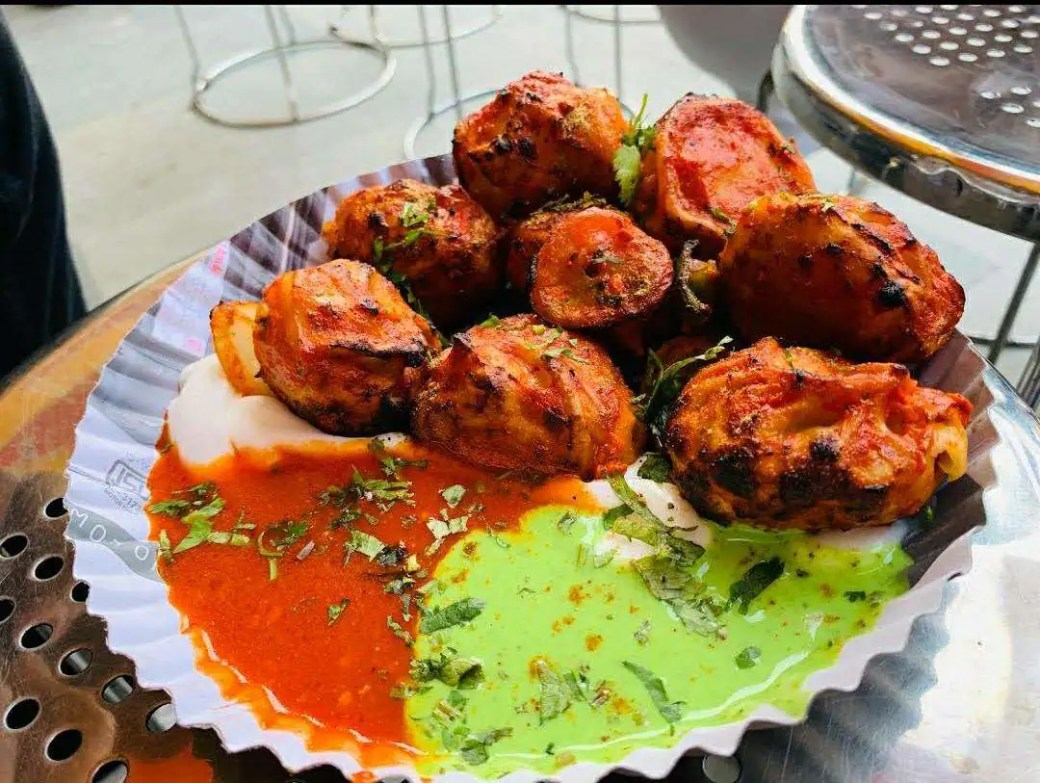 chinese chaat, chowringhee