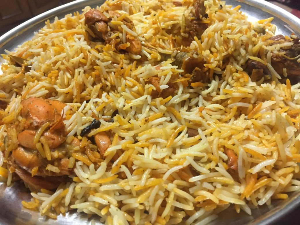 Chicken Biryani in delhi