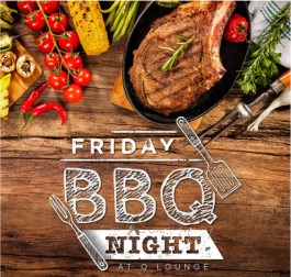 Image result for BBQ NIGHT AT Q LOUNGE