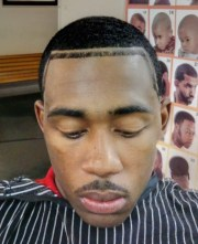 double edge taper fade donald