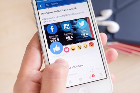 Роскомнадзор направил запрос Facebook по новой утечке данных пользователей