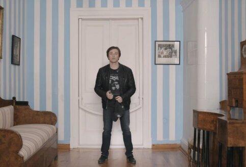 Безруков сыграл главную роль в фильме по мотивам «Заповедника» Довлатова