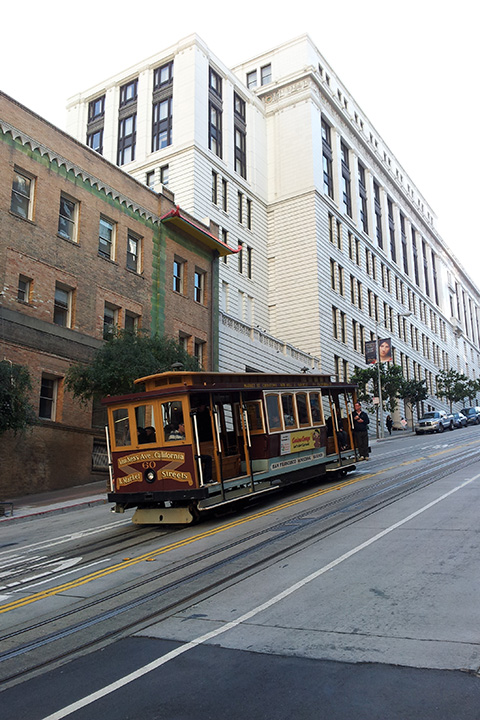 steep streets in San Francisco 13