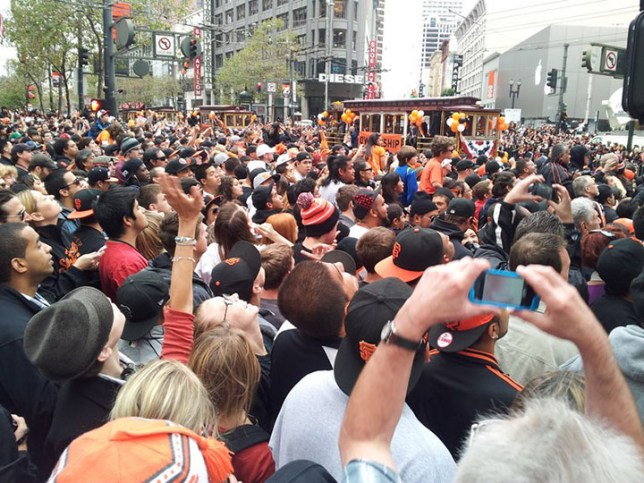 San Francisco Giants Victory Parade_2