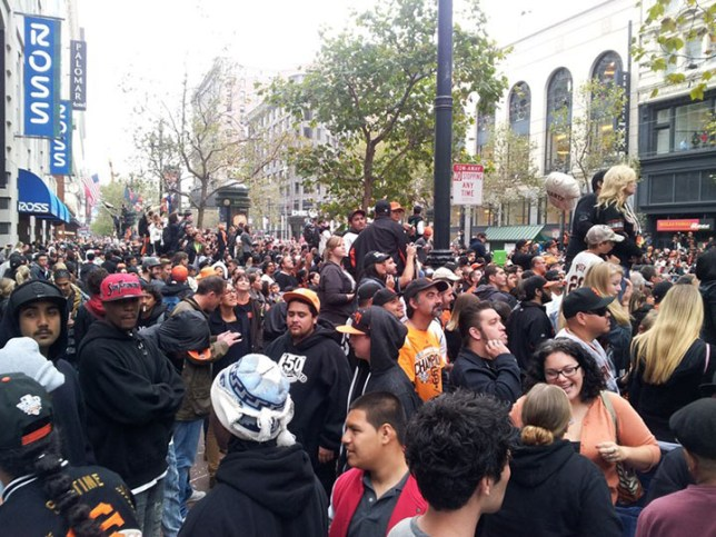 San Francisco Giants Victory Parade_3