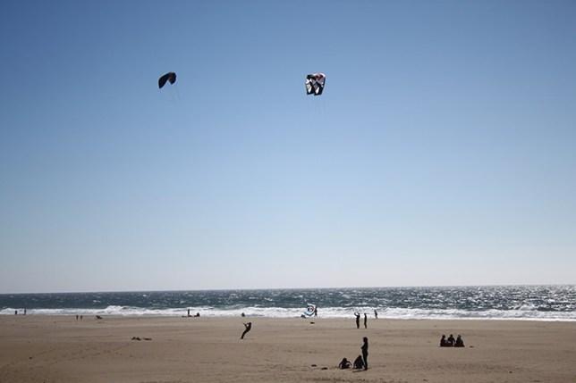 オーシャン・ビーチ サンフランシスコ Ocean Beach San Francisco