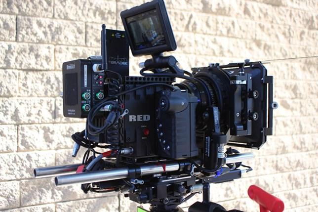 REDカメラ
