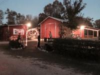 Tuscaloosa Barnyard Is Lighting up the Farm for Christmas