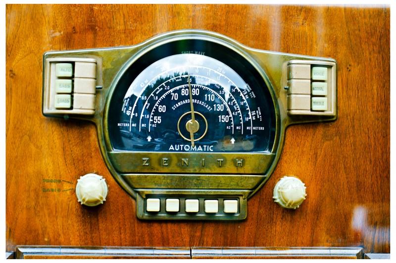 Zenith Phono & Radio