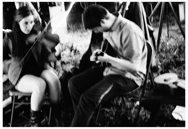 Musicians at Mareva's Birthday Party