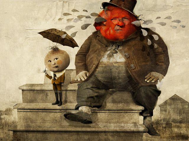 Cipollino e il Cavalier Pomodoro
