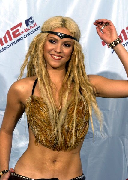 Shakira PowerPoint on FlowVella  Presentation Software
