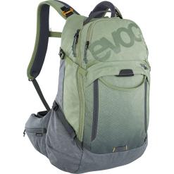 Evoc - TRAIL PRO 26l - light olive - carbon grey