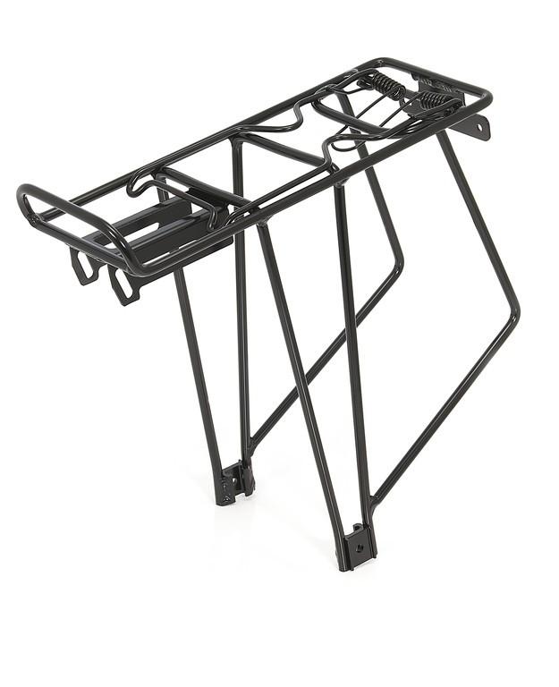 Xlc porte-bagage arrière alu 24-28' noir max.25 kg