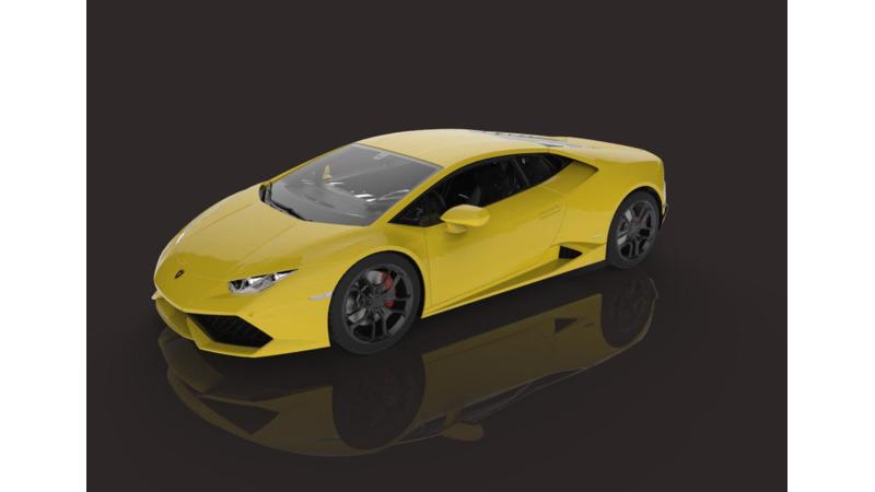 Lamborghini Huracán 3d Cars 3d Motor Bikes 3d Trucks