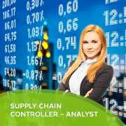 UPPLY CHAIN CONTROLLER – ANALYST