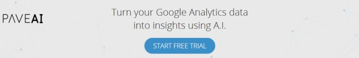 Get more from Google Analytics with PaveAI