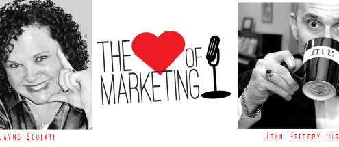 Heart of Marketing Podcast with Jayme Soulati
