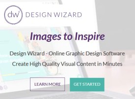 Wonderfully simple graphic design software - Design WIzard