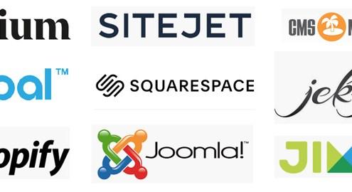 Best CMS alternatives to WordPress