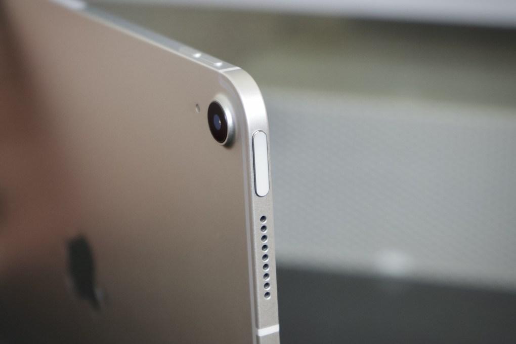 iPad Air 2020 Touch ID