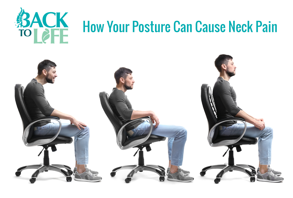 How Your Posture Can Cause Neck Pain