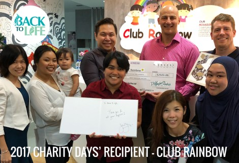 Charity Days Update and Gratitude