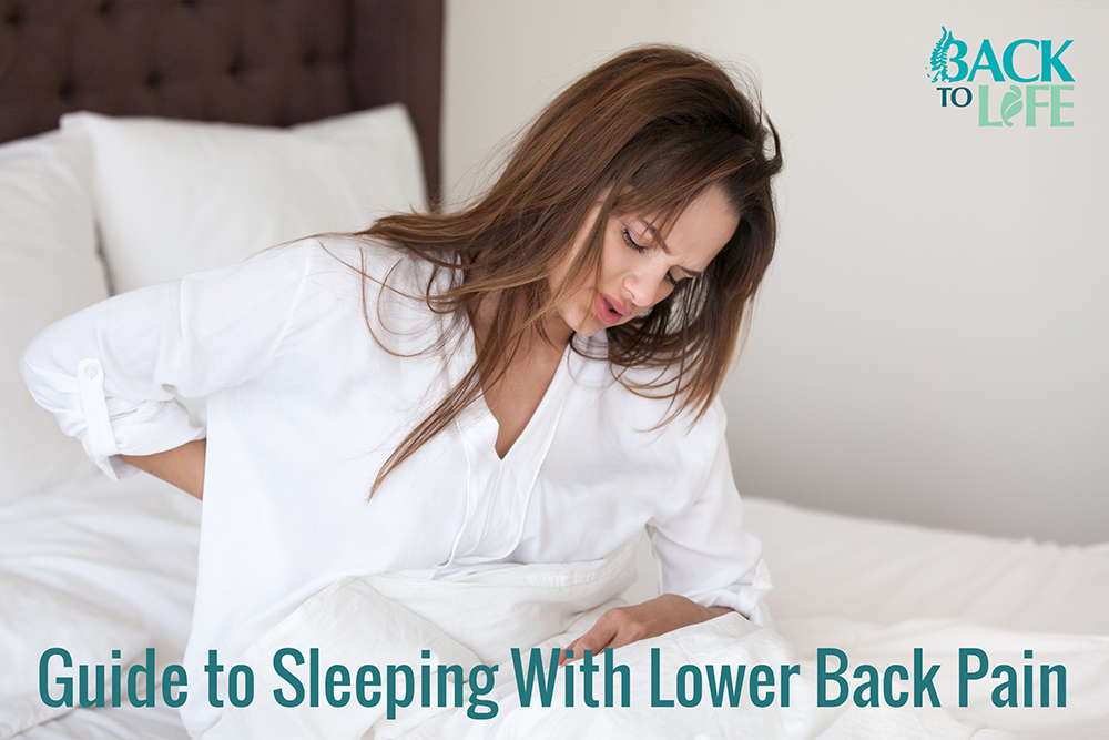 Guide to Sleeping With Lower Back Pain