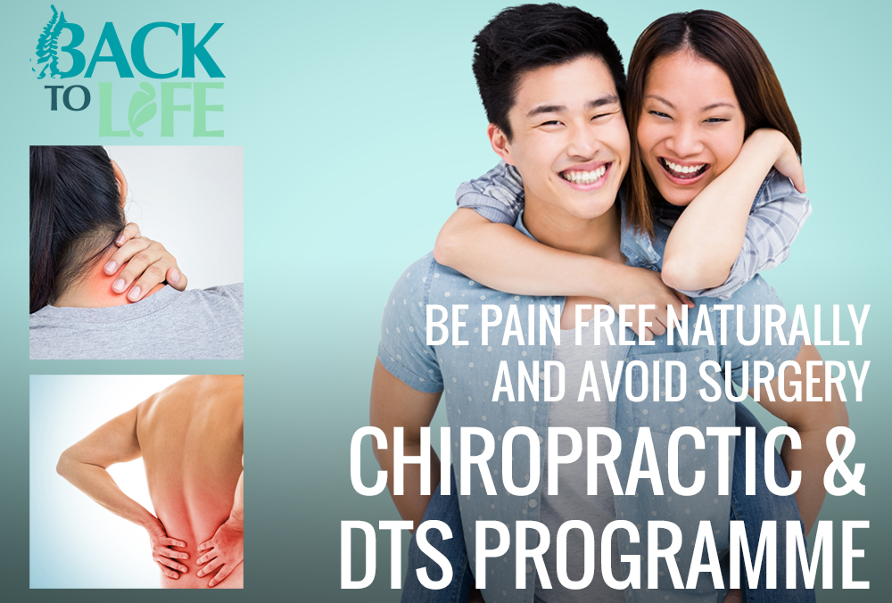 Be Pain Free Naturally and Avoid Surgery