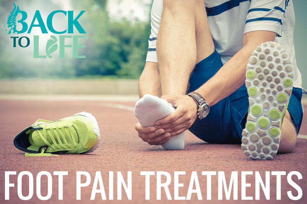 Foot Pain Treatments