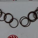 Резинки насос-форсунок зеленые (уплотнительные кольца) (STAYER). Цена 130 грн. (1шт)