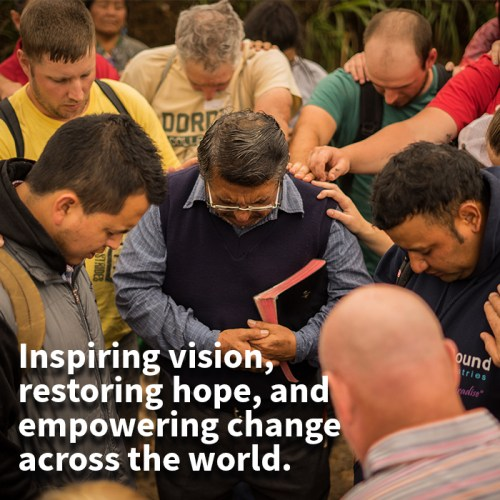 inspiring change and restoring hope
