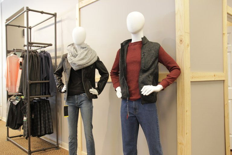 Women's and Men's Clothing