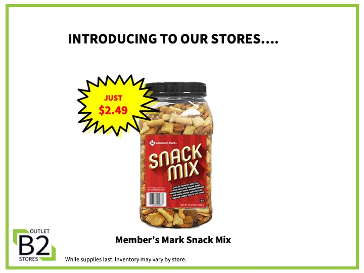 Snack Mix Deal