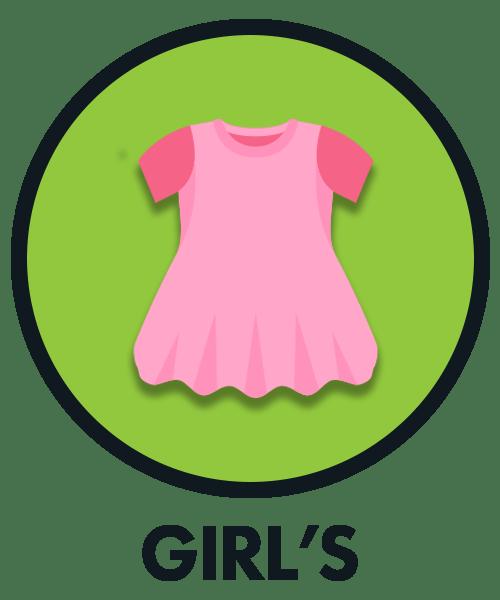 Girls Clothing, Girls Dresses, Girls Shirts, Girls Pants, Discount Clothing